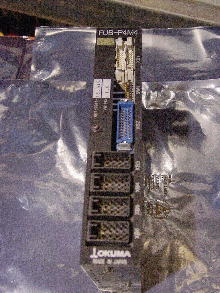 Okuma OSP 7000L OPUS FUB-P4M4 FUB Board # 1911-2241-18-.016