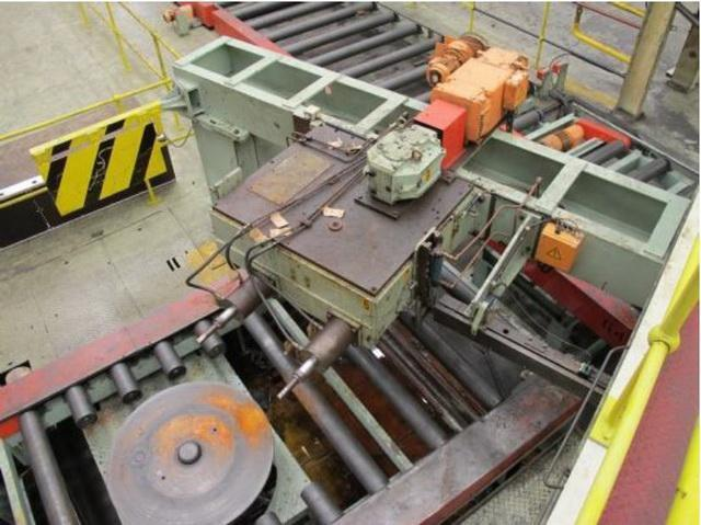 Schumag 3 Station Cascade Copper Tube Drawing Line