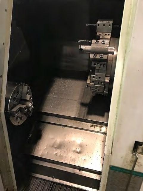 Mori Seiki Model SL-200 CNC Lathe, New 1998 | Machine Tool