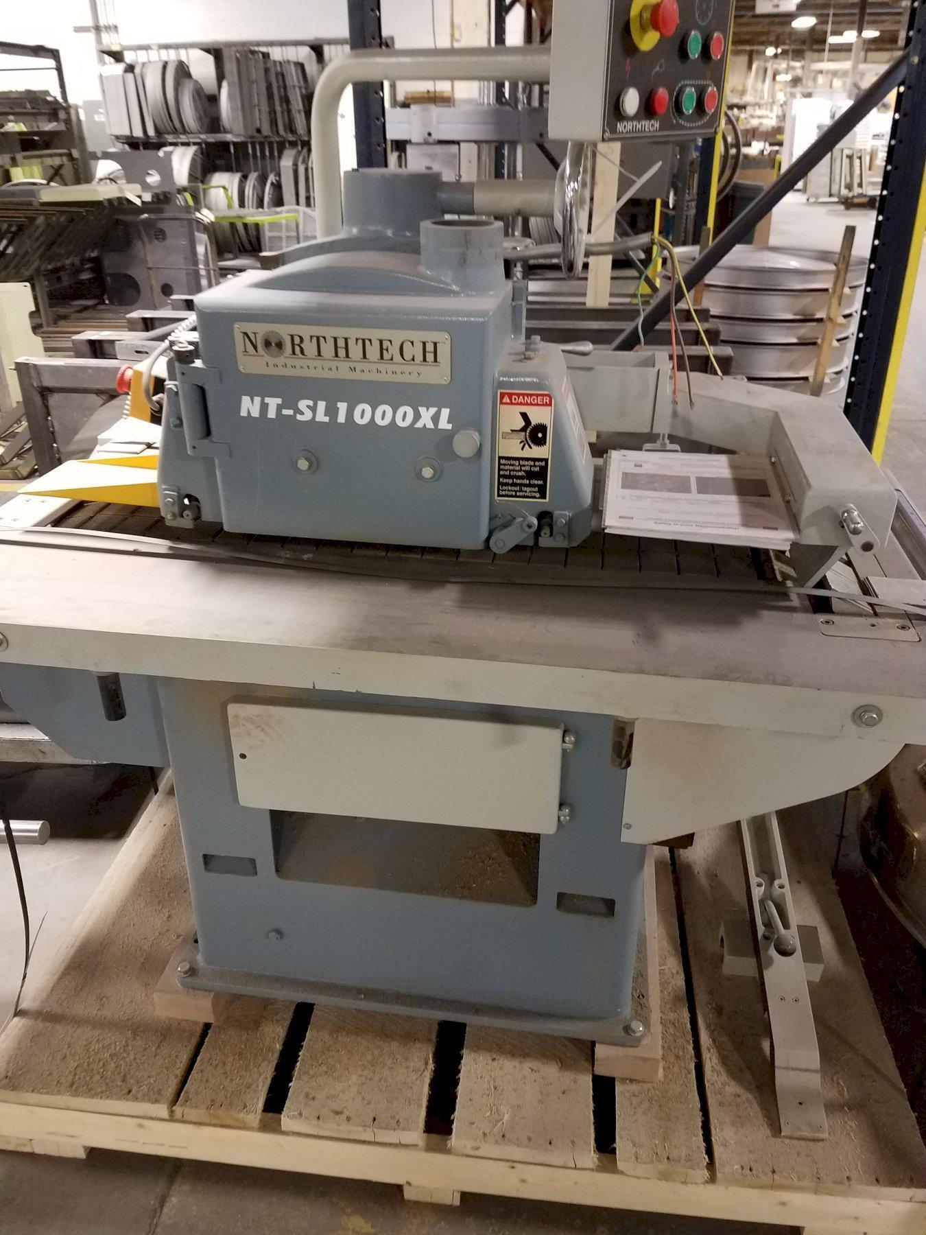 Northtech model NT-SL1000X Straight Line Rip Saw
