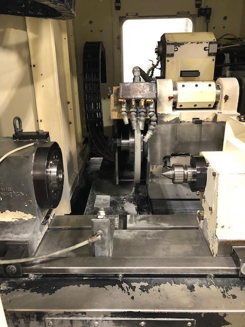 "16"" x 32"" Weldon 1632/Gold CNC Cylindrical Grinder"