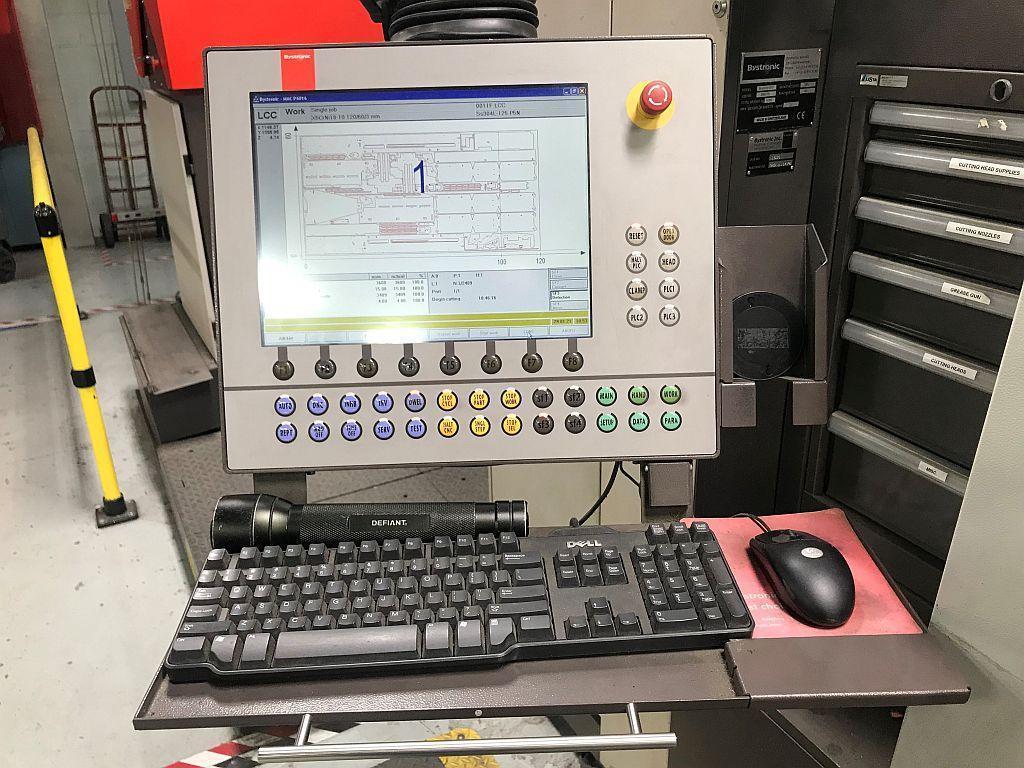 2004 Bystronic Byspeed 3015, 5x10, 5200 Watt C02 CNC Laser