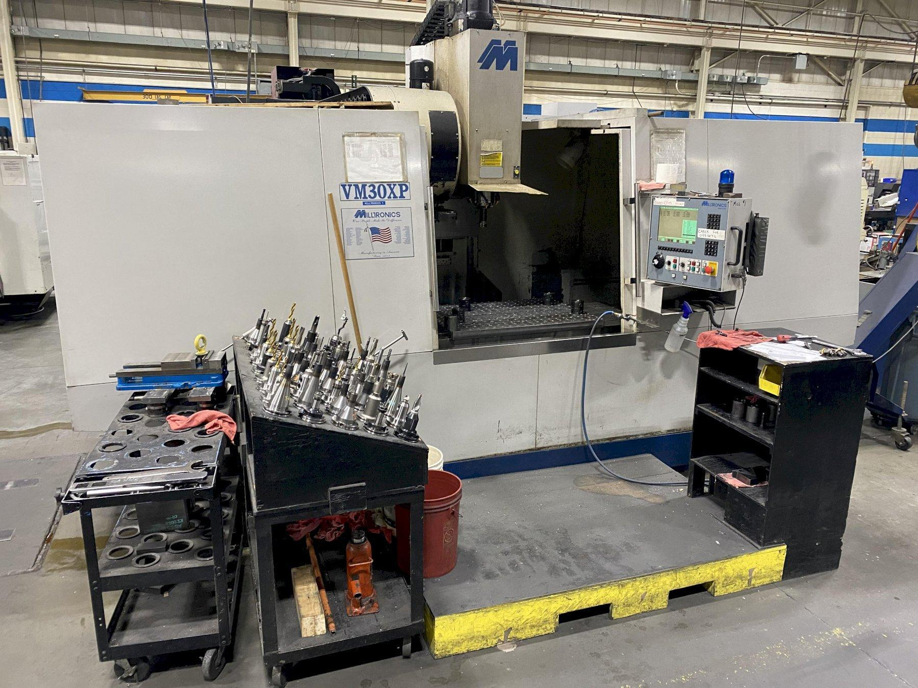 2007 Milltronics VM30 Vertical Machining Center