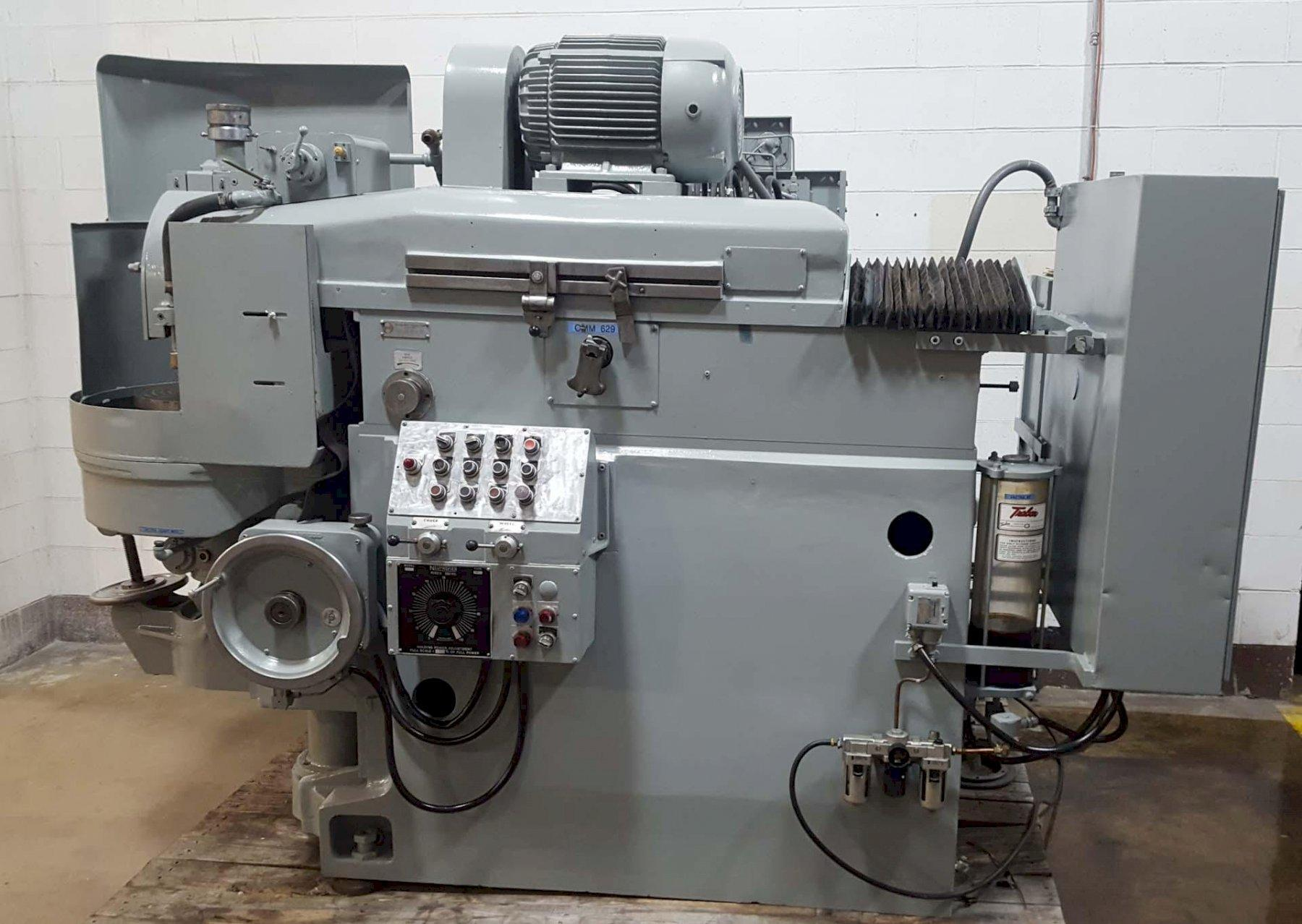 "16"" Sundstrand Model H-Ram Type Horizontal Spindle Precision Rotary Surface Grinder"