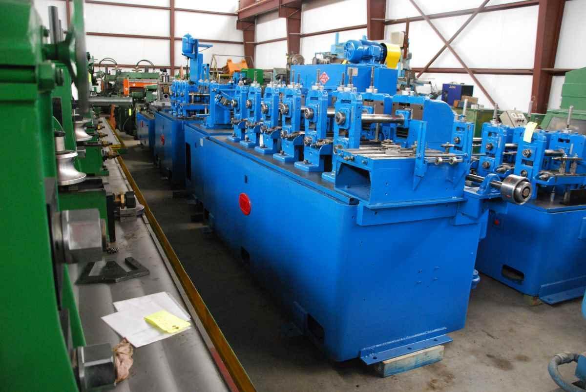 2-1/2″ (63.5 mm) x .095″ (2.41 mm) YODER M2 Tube Mill