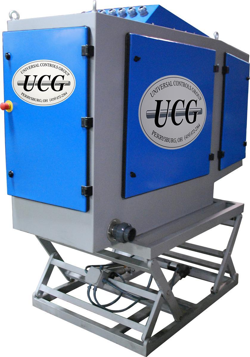 In-Stock - New 250 KW ERWTech/UCG Solid State High-Frequency Welder