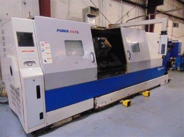 "DOOSAN/INFRACORE ""PUMA 400LB"" CNC TURNING CENTER"