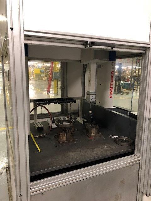 ZEISSZeiss Contura 7/7/6 DCC Coordinate Measuring Machine (CMM) Vast XT Scanning Head