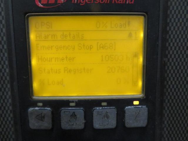 Ingersoll Rand Used IRN30H CC HVC Air Compressor, 30hp, 460V, Yr. 2014