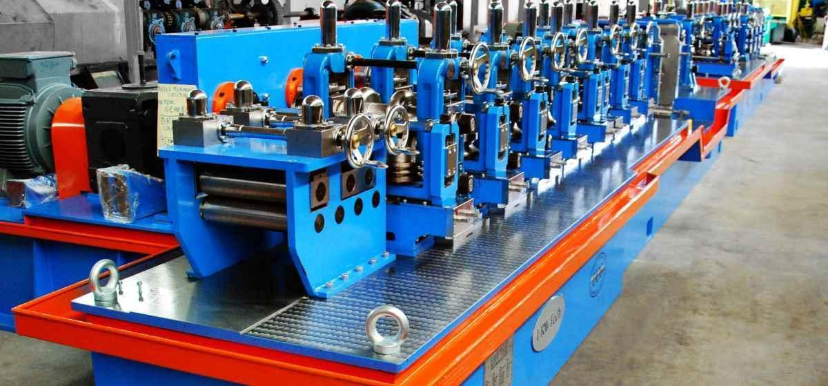 New 89mm High-Frequency Tube Mill