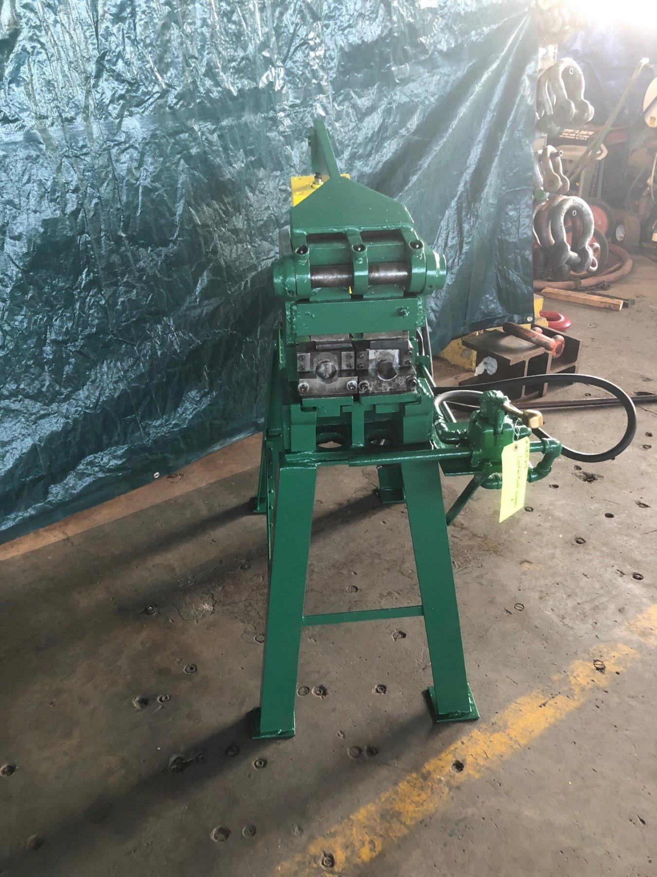 Art Iron Air Notching Machine