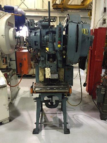 20 Ton PERKINS Model# 351-B, OBI Press