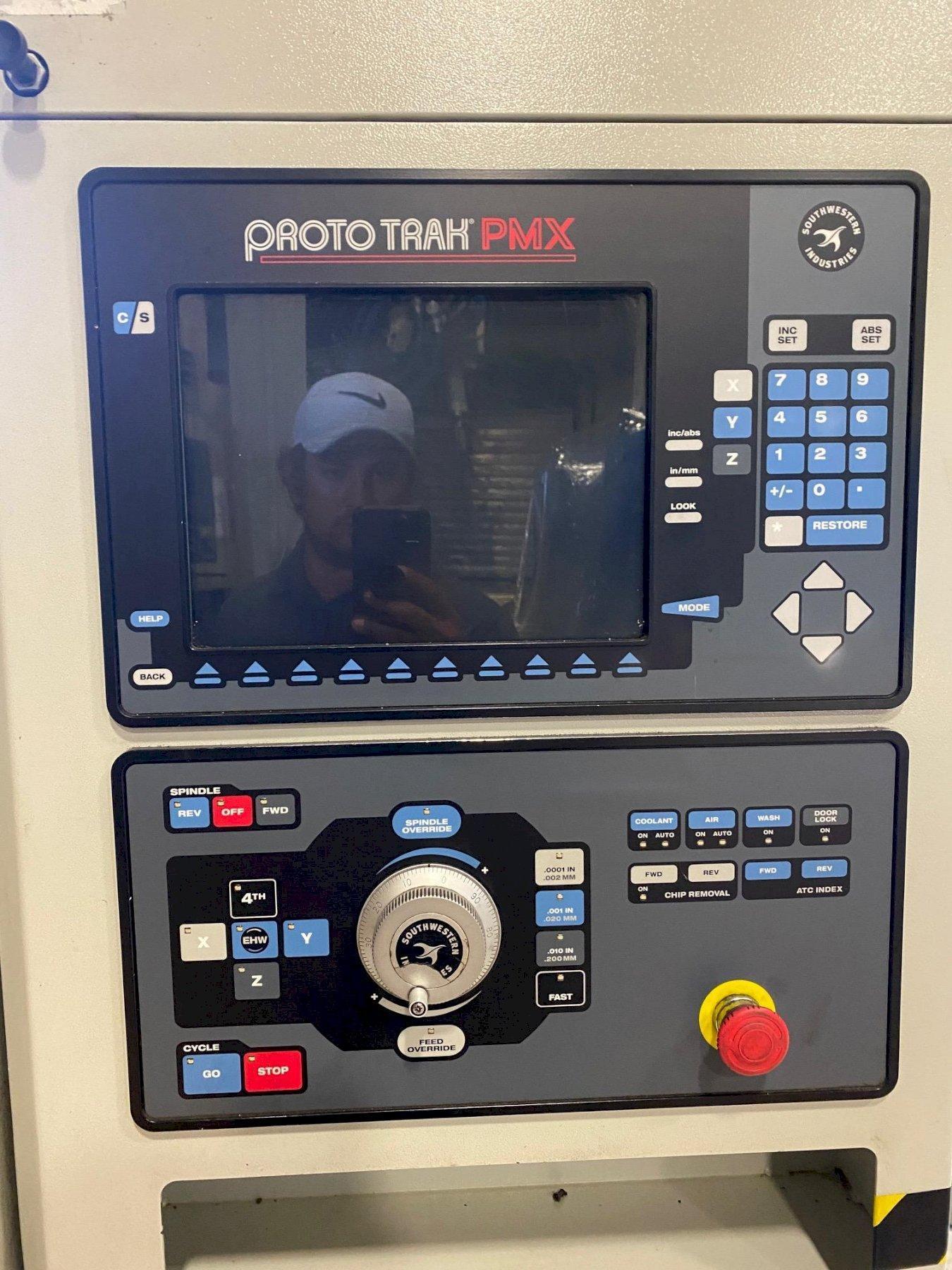Southwester Industries TRAK LPM Vertical Machining Center