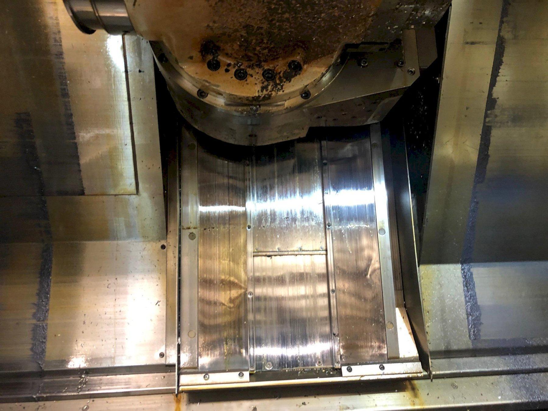 2004 Mazak Integrex 200-IIIS - CNC Horizontal Lathe