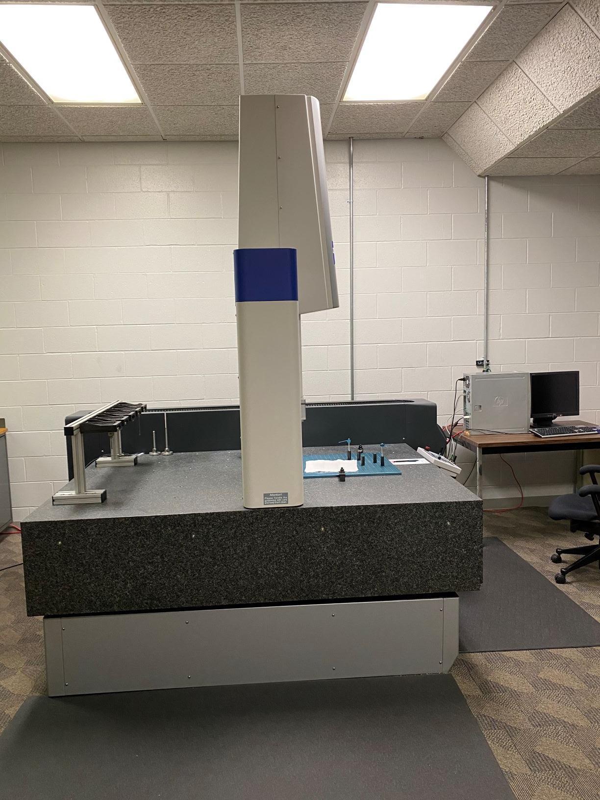 ZEISSZeiss Contura 10/16/6 Coordinate Measuring Machine (CMM) (#33214)