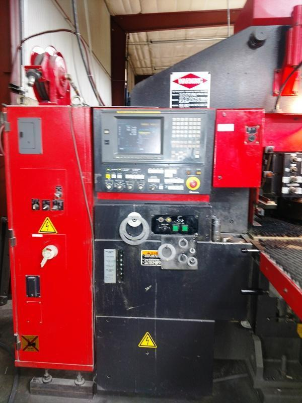AMADA VIPROS 358 KING II CNC TURRET PUNCH