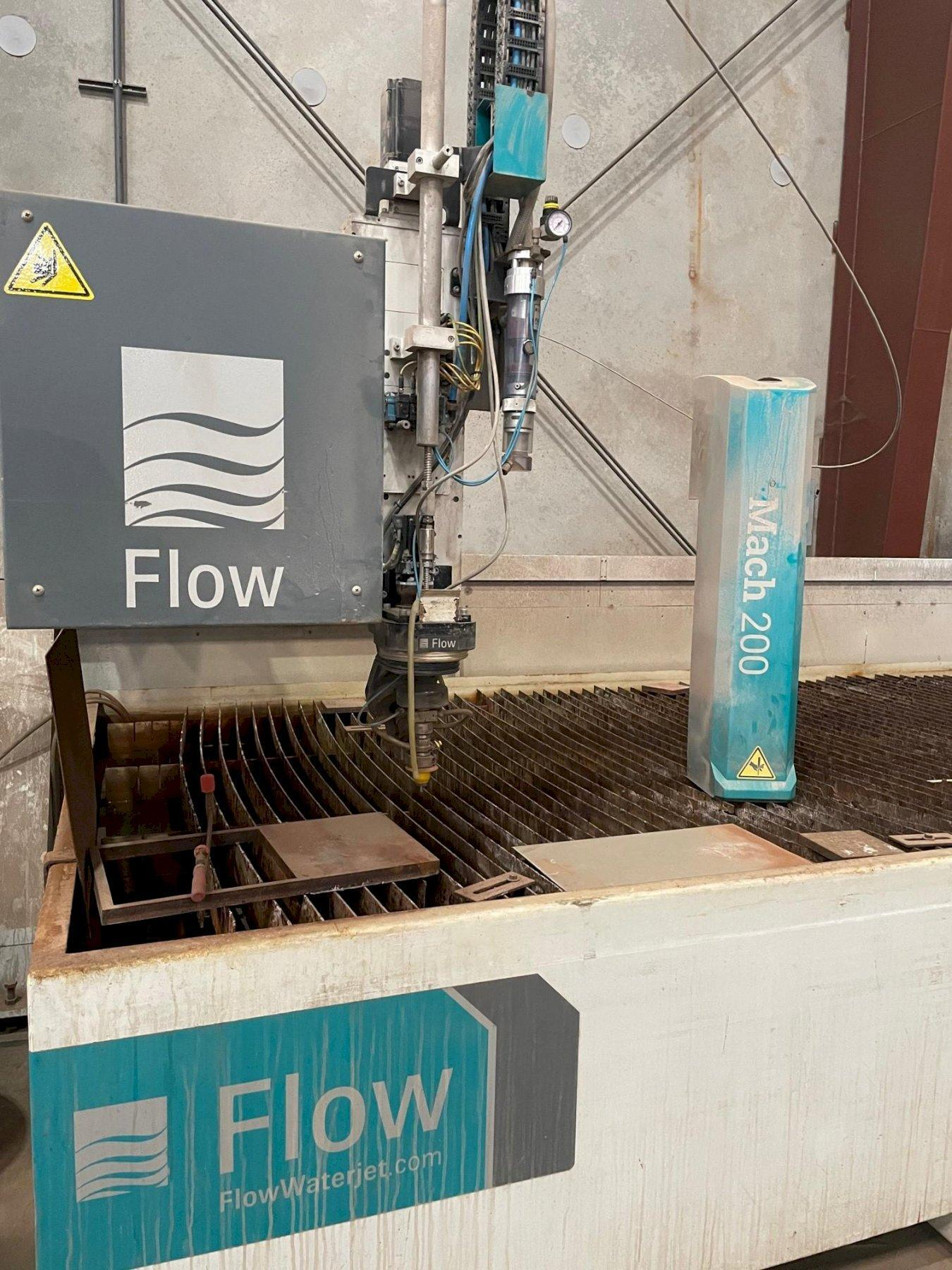 FLOW2018 Flow with 5-Axis Head
