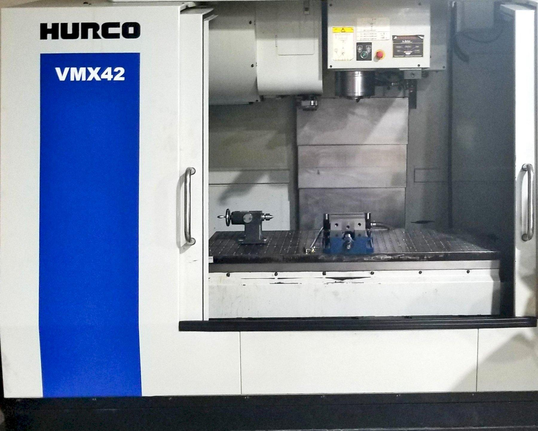 HURCO VMX42 VERTICAL MACHINING CENTER