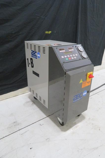 AEC Used M2B2010-C Mold Temperature Controller, 1hp, 9kw, 480V, Yr. 2011