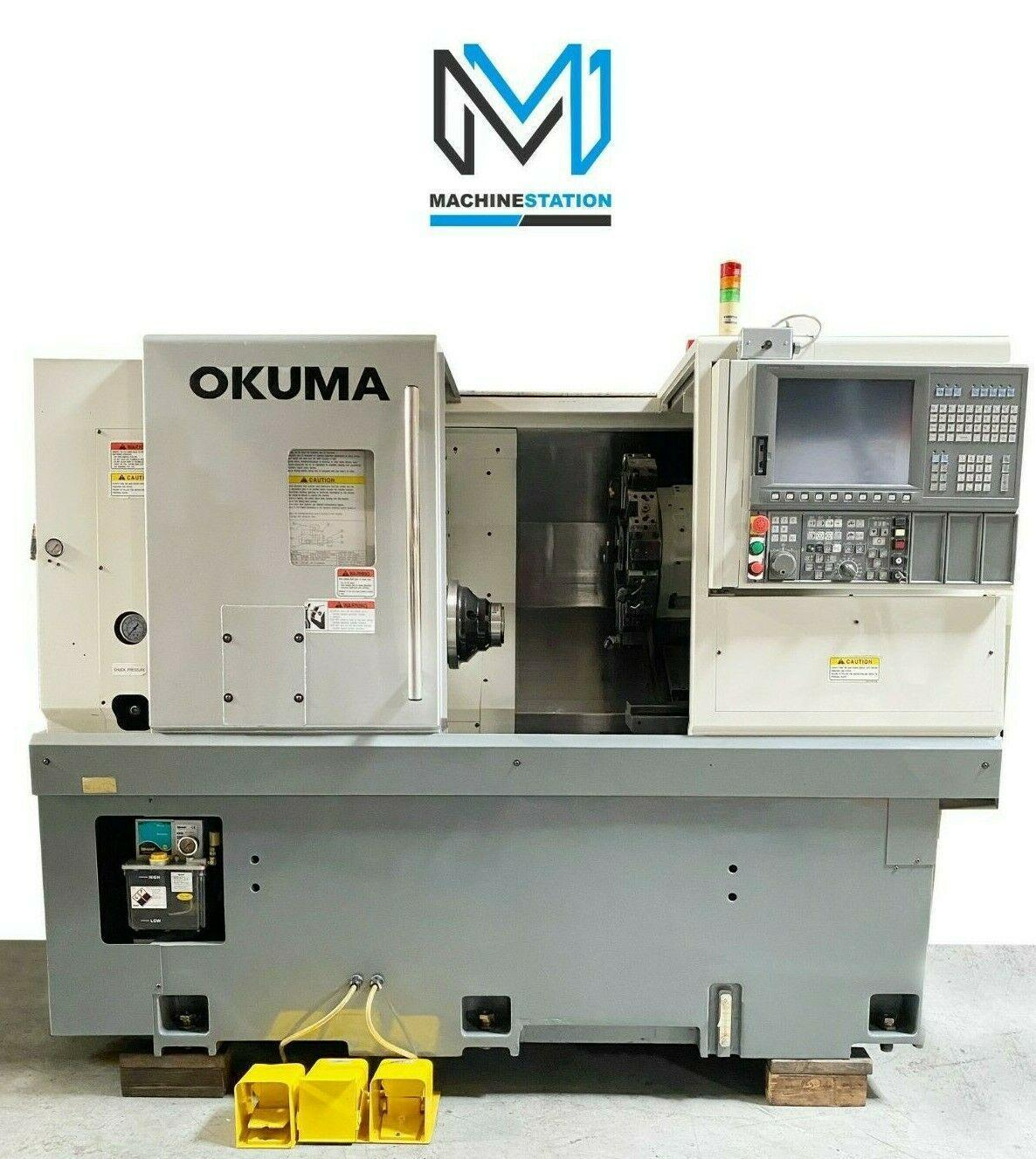 OKUMA TATUNG ES-L10 CNC TURNING CENTER