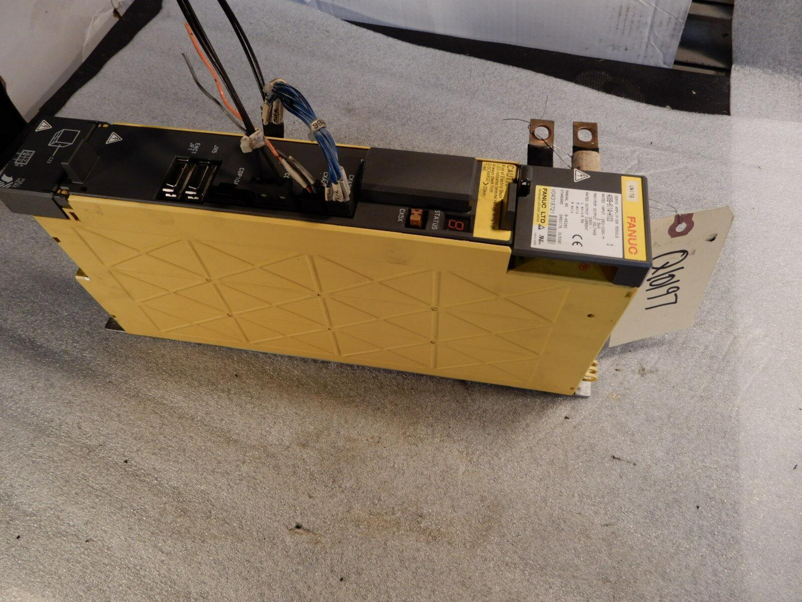 FANUC Axis Drive / Servo Amplifier Module A06B-6114-H103