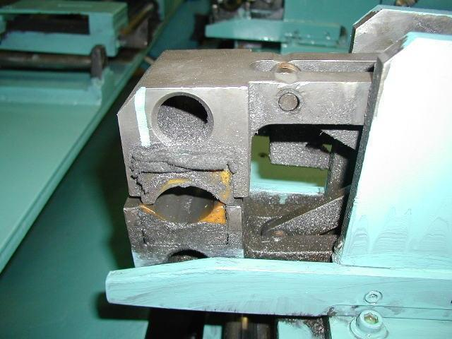 """Swager Feed, Air Operated Double Jaw 1-1/2"""""""