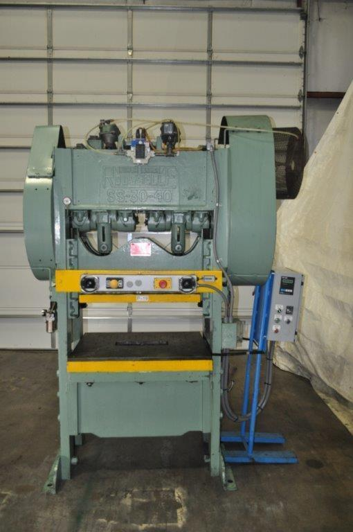 100 Ton Rousselle SSDC Press