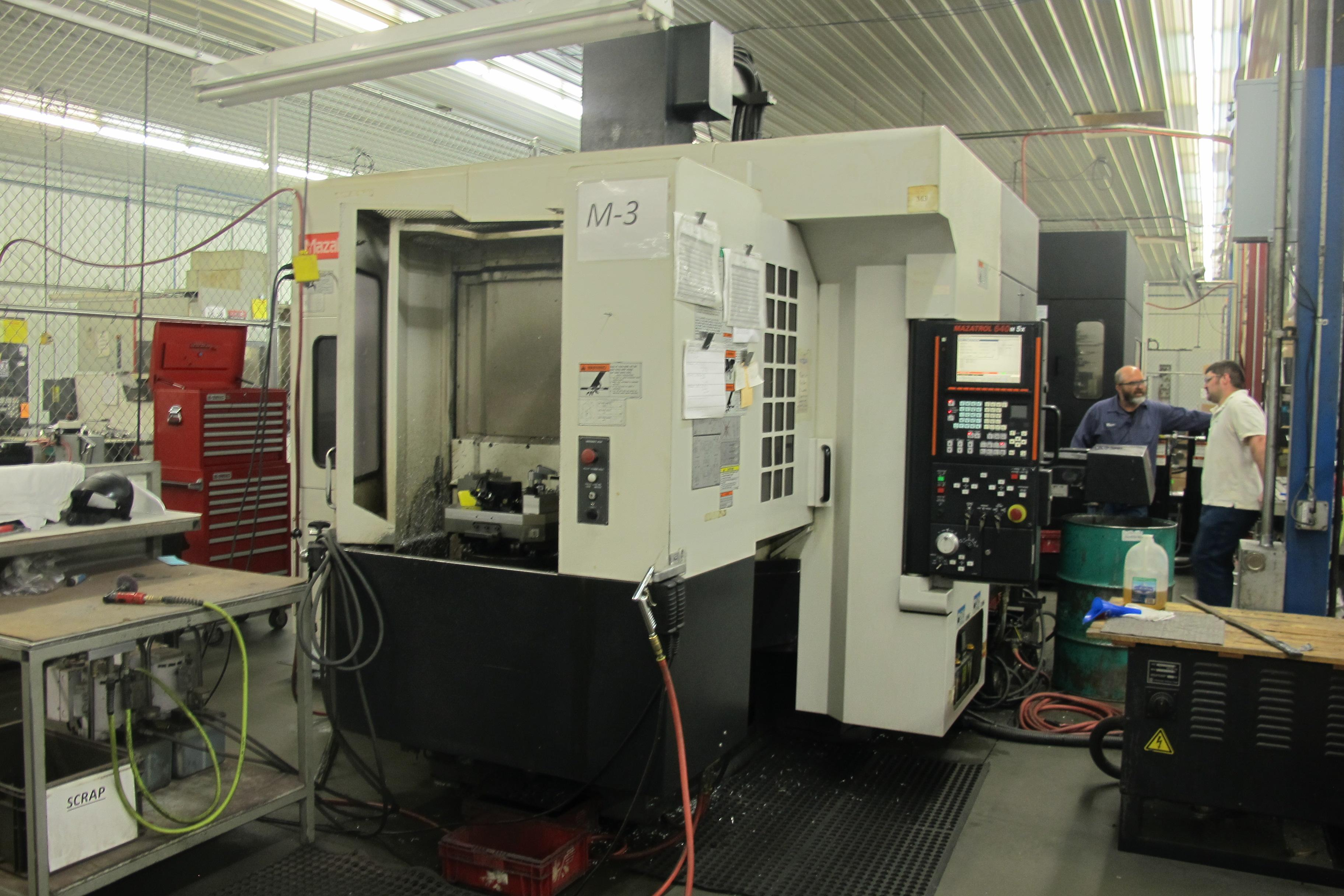 Machining Centers, Vertical, (5-Axis or More) | Machine Tool Supply
