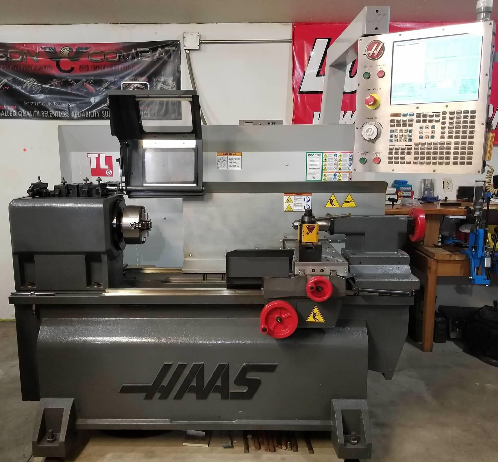 Haas TL-1 CNC Toolroom Lathe