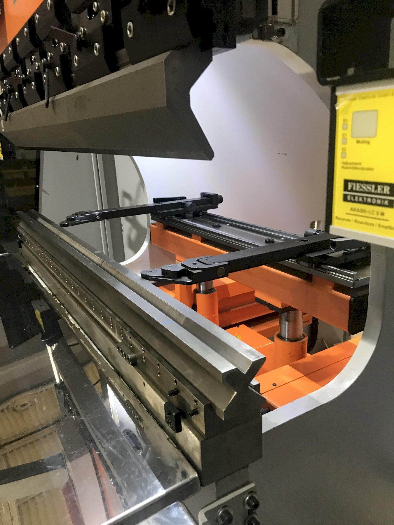 "USED ERMAK MODEL POWER BEND PRO 50"" X 66 TON HYDRAULIC CNC PRESS BRAKE, Year 2017, Stock # 10719"