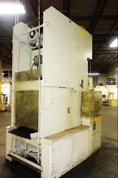 165 Ton Aida C Frame Press