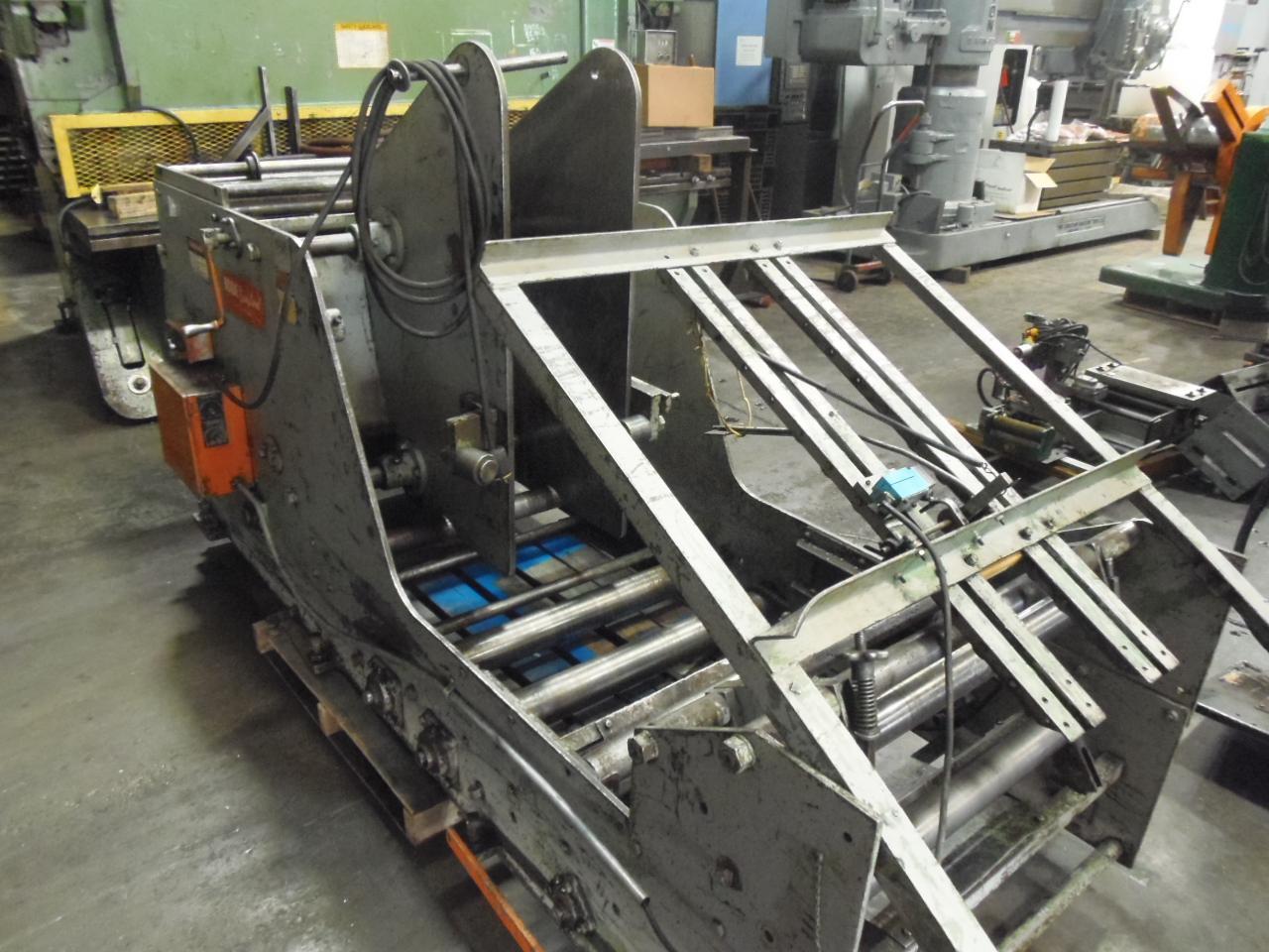 "4000 lb x 50"" Rowe Coil Cradle, model 4020-J"