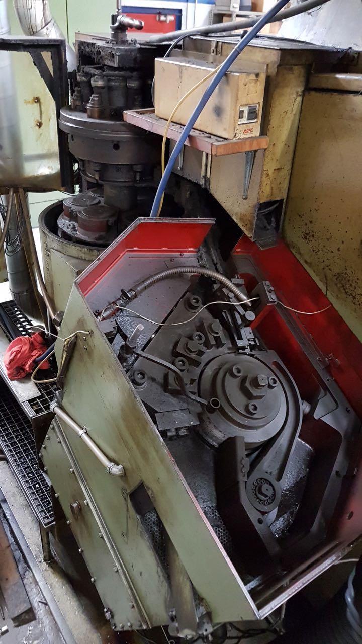 Nedschroef Model BV-4 Four Die Bolt Maker
