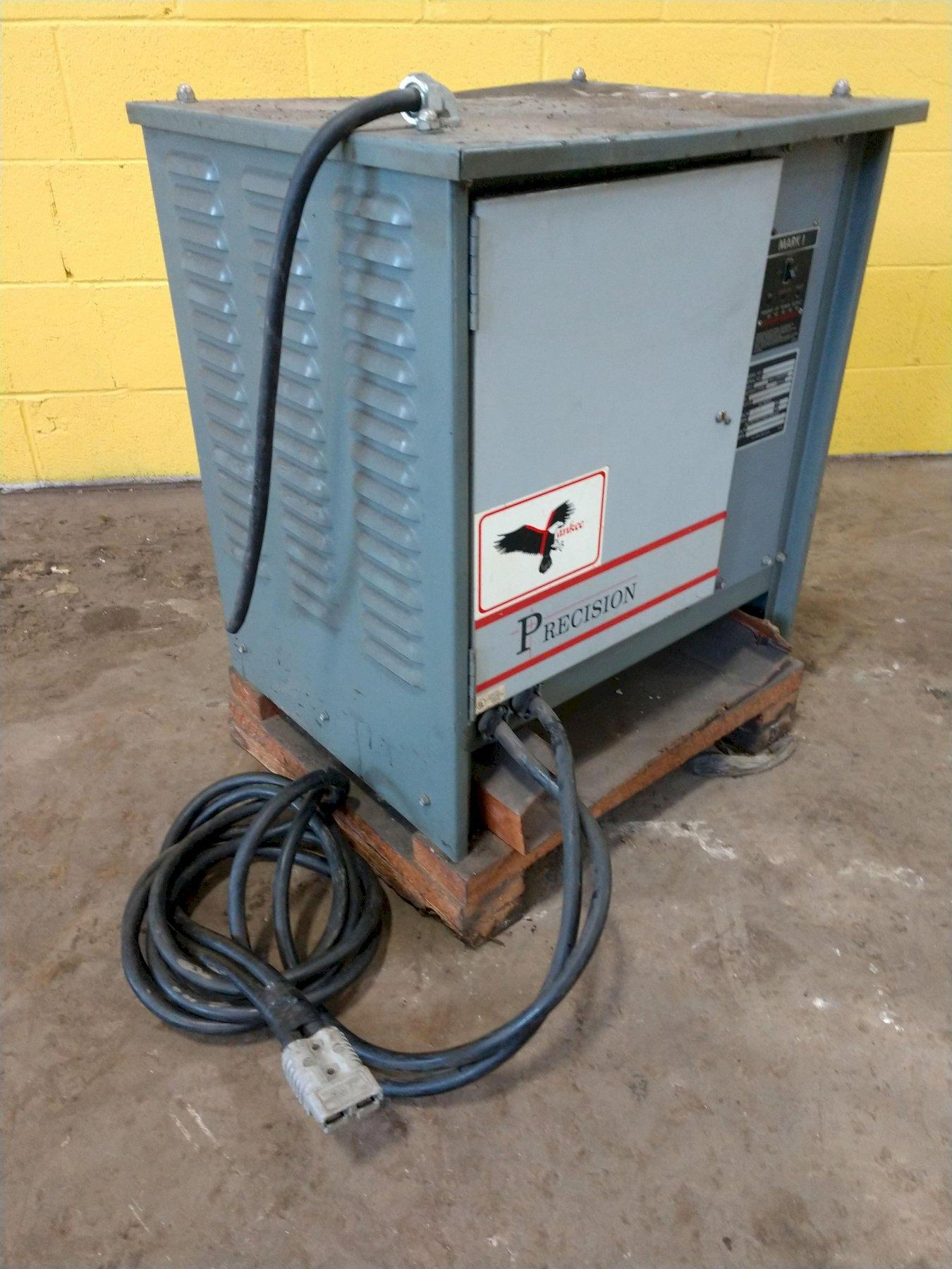 24 VOLT DC PRECISION ELECTRIC BATTERY CHARGER: STOCK 11926