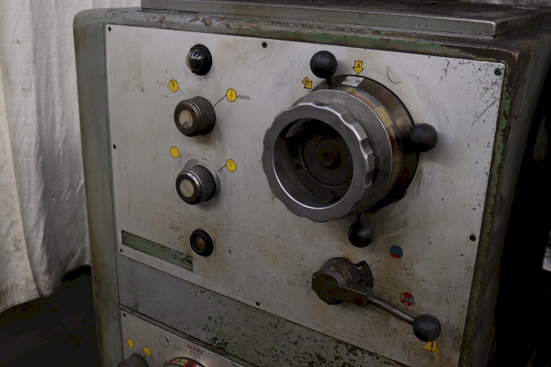"31"" X 100"" SUMMIT GAP BED ENGINE LATHE: STOCK #73317"