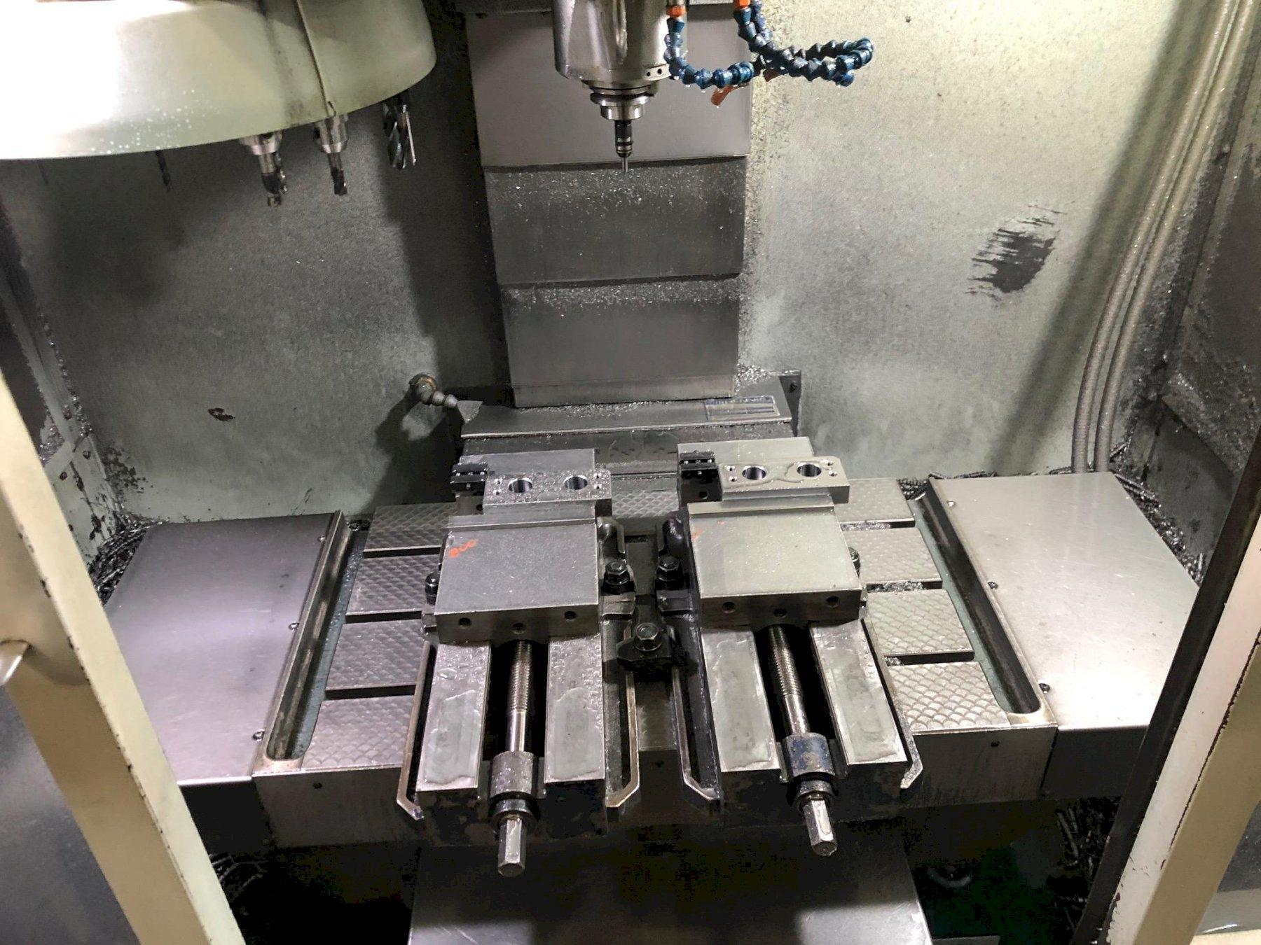 FADAL VMC-2016L - Vertical Machining Center