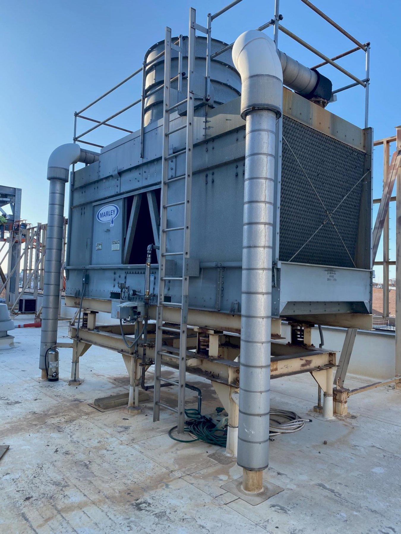 200 TON MARLEY SERIES 200 COOLING TOWER CHILLER: STOCK #14642