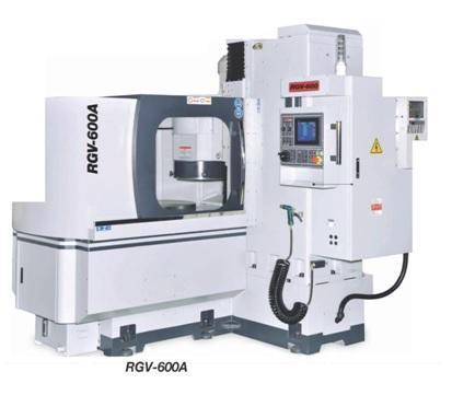 NEW KENT USA MODEL RGV-600A CNC ROTARY SURFACE GRINDER
