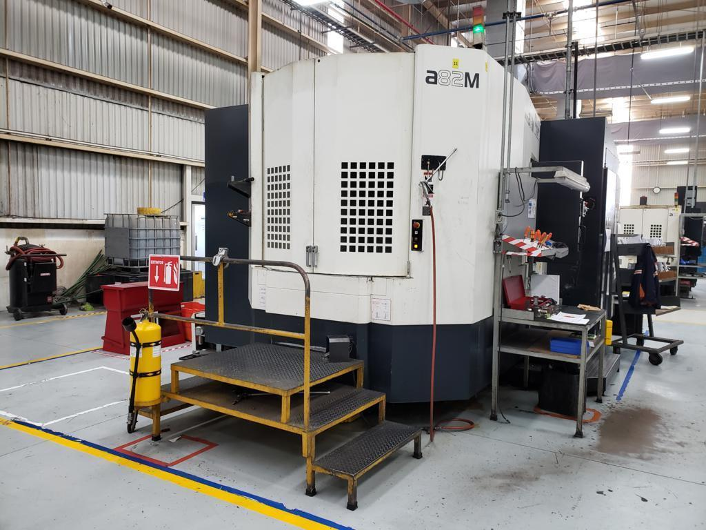 Makino a82M CNC Horizontal Machining Center