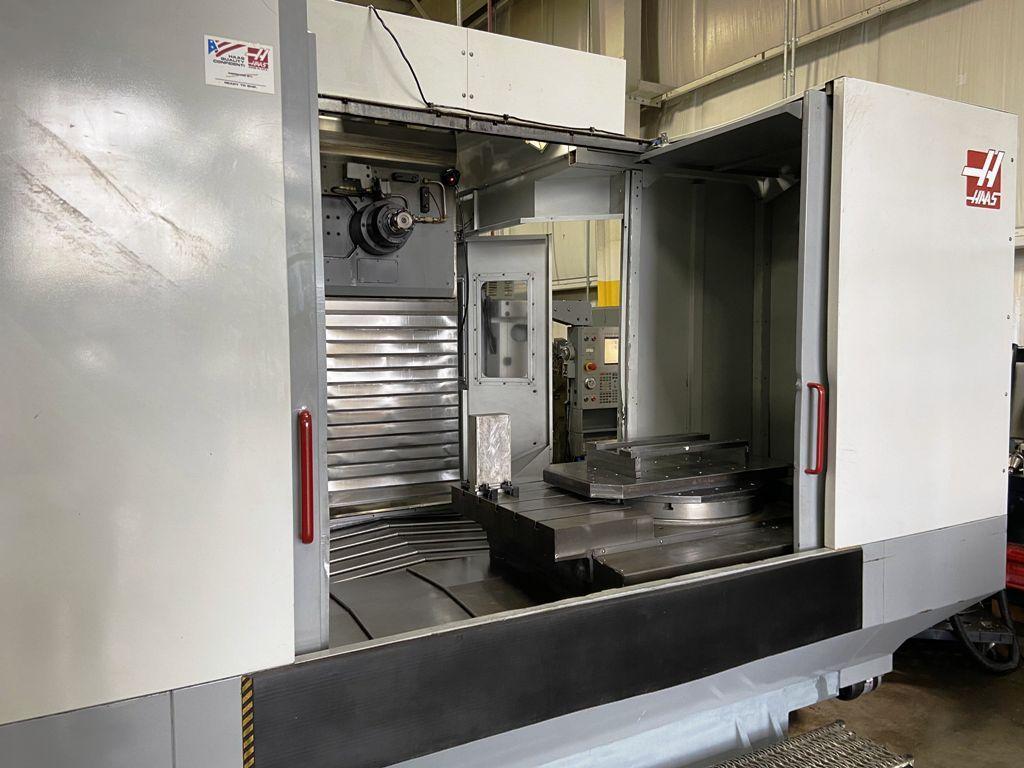 Haas EC-1600 Horizontal Machining Center