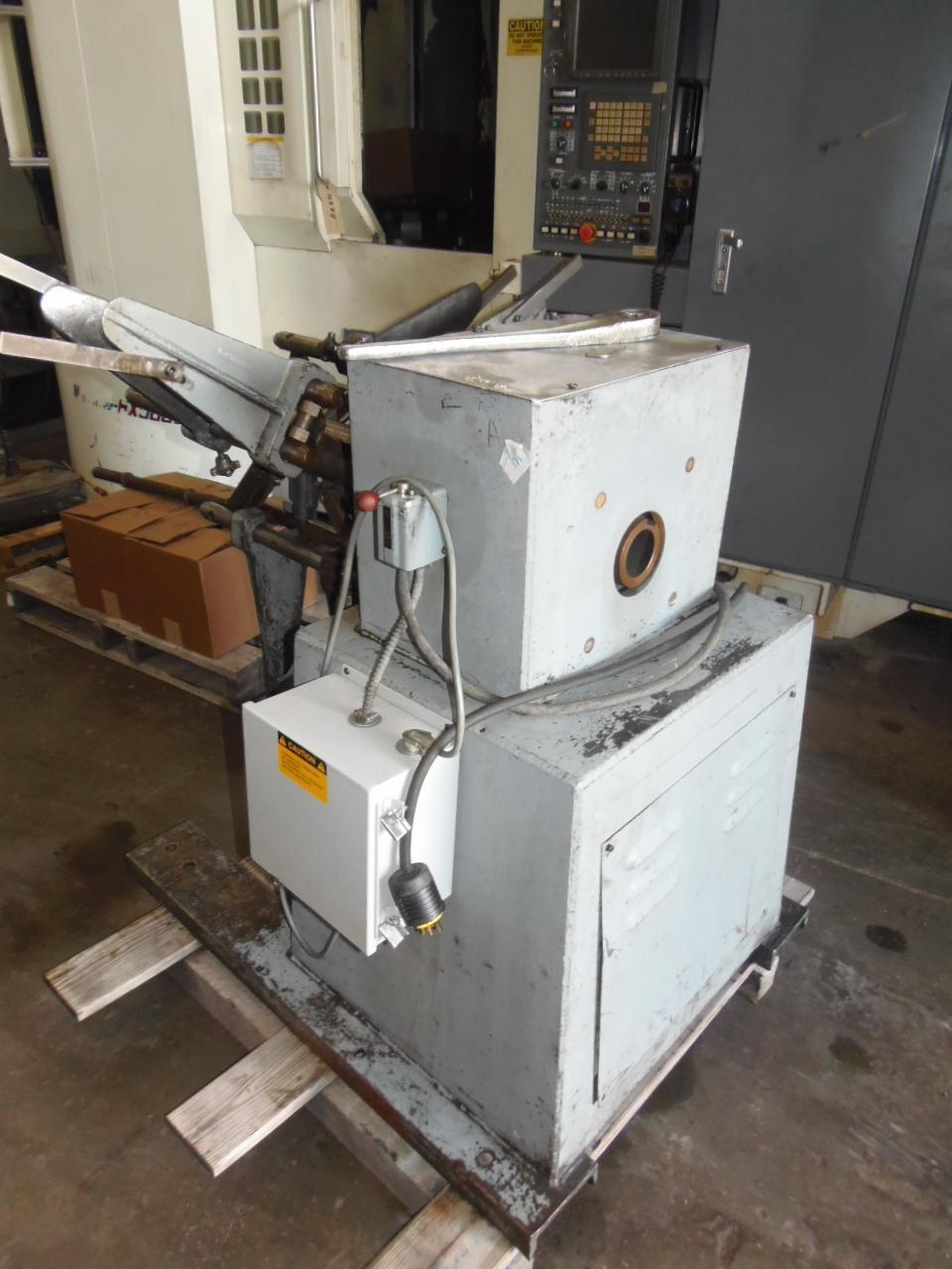 4000 LB UNMOTORIZED REEL, DURANT MD-401U,