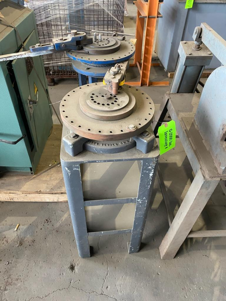 Strippit Di-Arco no. 2 Manual Bender Angle-Tube