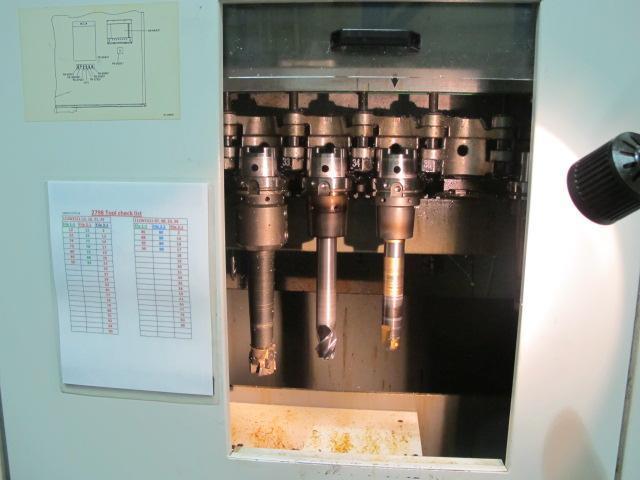 "DMG Mori DMC200U 5-Axis Gantry Style 5-Axis UMC w/2 Pallets, Travel:X- 70.87"", Y-78.74, Z-43.31"", 10,000 RPM, Siemens 840D, HSK-A 100, 120 ATC, 59 HP"