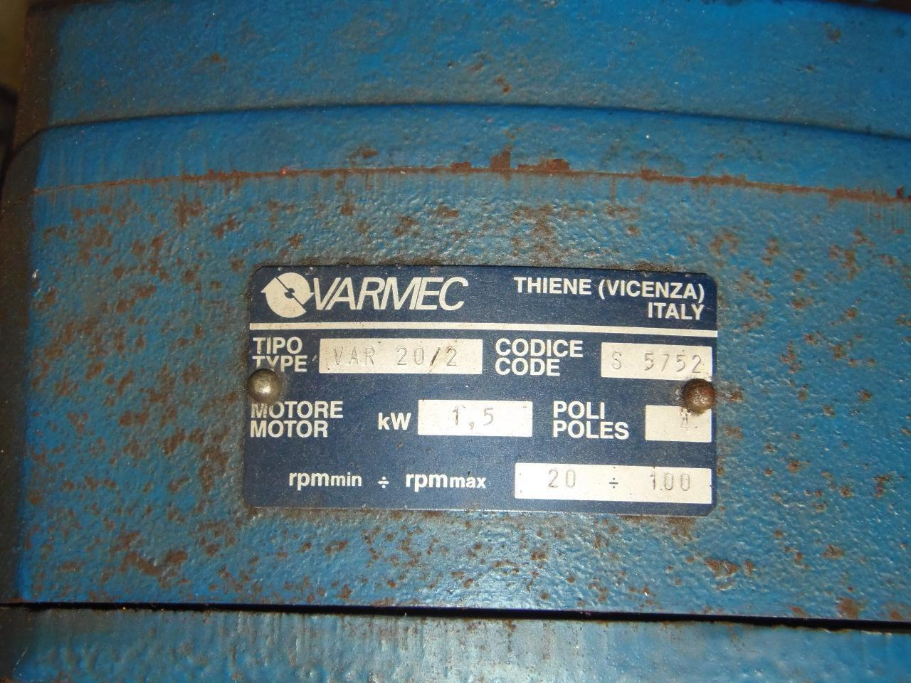 "9.44"" x 9.44"" FMB HORIZONTAL BANDSAW, MODEL ZEUS, 2000"