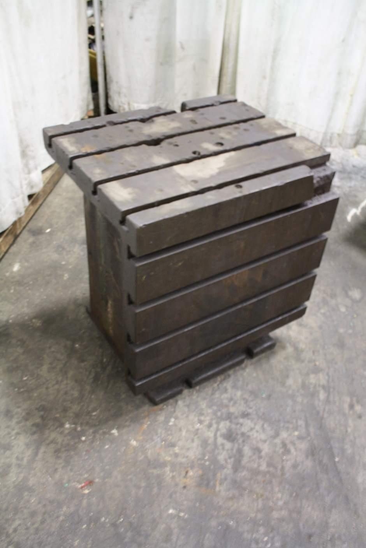NILES BOX DRILL TABLE:  STOCK #67195
