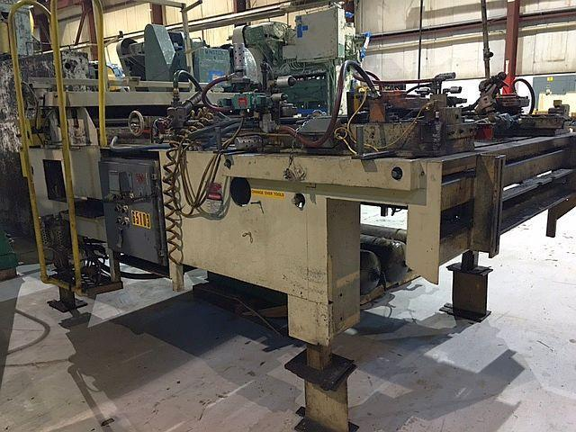 Air Feeds Inc. Dual Grip Air Feed Straightener Combination Press Feed 60