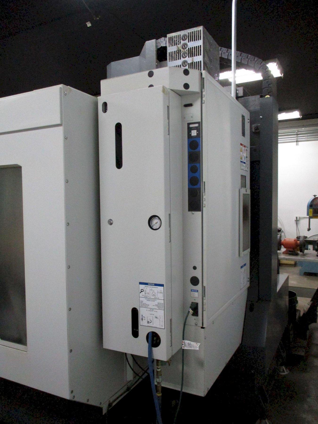 Haas VF-5 Vertical Machining Center 2015