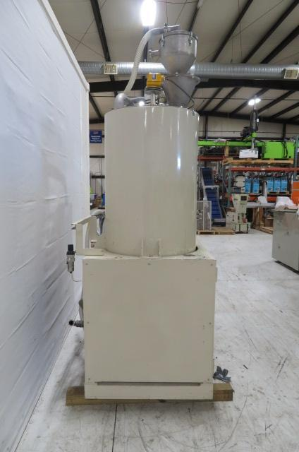 Kawata Used CDE-15OZ-6S60C Dryer Assembly, Desiccant, Approx 120 lb/hr, 480V, Yr. 2003