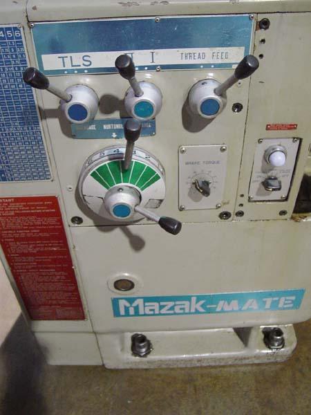 """16"""" X 42"""" Mazak Engine Lathe"""