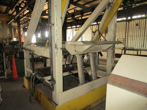 """48"""" Dahlstrom Peeler / Hold Down Roll"""